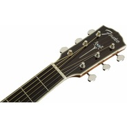 Fender Paramount PM3 Standard Triple O - All-Solid Electro Acoustic - Natural