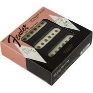 Fender Pure Vintage 59 Stratocaster Pickup Set - Vintage White