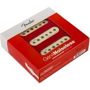 Fender Gen 4 Noiseless Strat Pickup Set