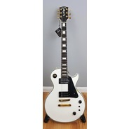 Burny RLC-75S 2011 SW Single Cut Custom - White