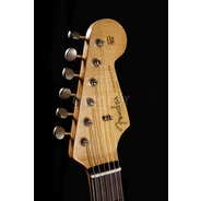 Fender Custom Shop 1960 Relic Strat - Aged Olympic White/Rosewood