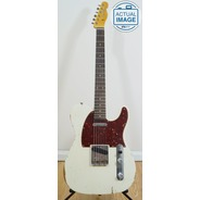 Fender Custom Shop 1961 Relic Tele - Aged Olympic White / Rosewood