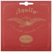 Aquila Red Series Soprano Ukulele Low G String