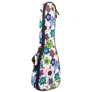 Tom & Will Ukulele Gig Bag - Concert - Flowers