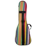 Tom & Will Ukulele Gig Bag - Concert - Stripes