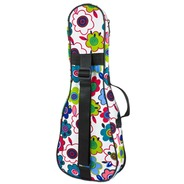Tom & Will Ukulele Gig Bag - Soprano - Flowers
