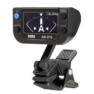Korg AW-OTG Clip-On GUITAR Tuner with OLED Display