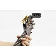 Korg AW-OTG-POLY Clip-On GUITAR Polyphonic Tuner with OLED Display