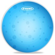 Evans Hydraulic Blue Coated Snare Batter Drum Head - 14""