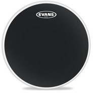 Evans Hydraulic Black Coated Snare Batter Drum Head - 14""