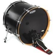 """Evans Hydraulic Black Bass Drum Batter Head - 22"""""""