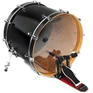 "Evans Hydraulic Glass Bass Drum Batter Head - 22"""