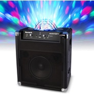 Numark Block Party - Portable Sound and Light System