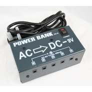 Power Bank 9 Volt 5 Output Power Supply