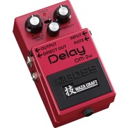 Boss DM-2w Delay Pedal - Waza Craft Series