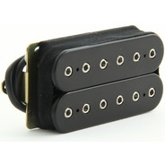 Dimarzio DP100 Super Distortion - Standard Spacing - Black