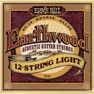 Ernie Ball 2010 Earthwood 12 String Light
