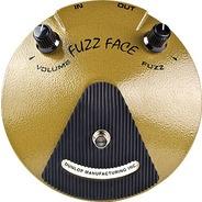 Jim Dunlop EJF1 Eric Johnson Signature Fuzz Face