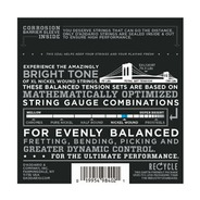 D'addario EXL120BT Electric Balanced Tension Super Light 9-42