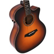 Sigma GACE3SB+ Modern Series Electro Acoustic - Flamed Maple / Sunburst