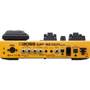 Boss GP-10 Guitar Processor Including GK Pickup