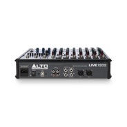 Alto Live 1202 12 Channel Mixer with USB