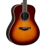 Yamaha LL-TA TransAcoustic Guitar - Brown Sunburst