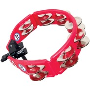 Lp Cyclops Mountable Tambourine - Red