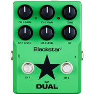 Blackstar LT Dual 2-Channel Guitar Overdrive Pedal