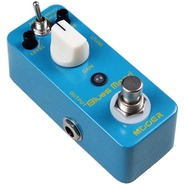 Mooer Blues Mood Overdrive Pedal