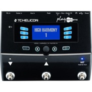 Tc Helicon Play Acoustic Vocal and Acoustic Guitar Processor