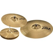 Paiste Pst 3 Universal Cymbal Set - 14 Hats, 16 Crash, 20 Ride