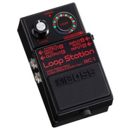 Boss Limited Edition RC1-BK Loop Station - Black