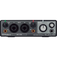 Roland RUBIX22 - 2 In / 2 Out  USB Audio Interface
