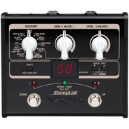 Vox StompLab IG Guitar Multi Effects Pedal