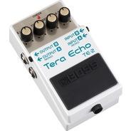 Boss TE2 Tera Echo Guitar Echo Pedal