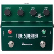 Ibanez TS808DX Tube Screamer and Boost Pedal