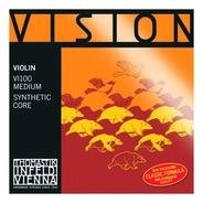 Thomastik-infeld Vision VI100 - Medium Violin Strings