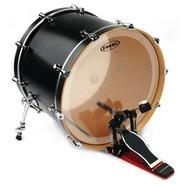 Evans EQ4 Clear Bass Drum Batter Head