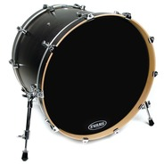 Evans Resonant Black Bass Drum Head