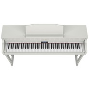 Roland HP603A Digital Piano White - DISPLAY MODEL