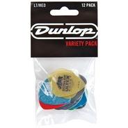 Jim Dunlop Variety 12 Pack of Picks
