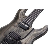 Schecter C1 FS S Apocalypse Electric Guitar with Sustainiac - Rusty Grey