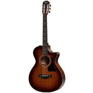 Taylor 322CE Mahogany Top 12 Fret Electro Acoustic Guitar