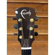 SECONDHAND Faith Jupiter Hi- Gloss FJCEHG Electro Acoustic Guitar