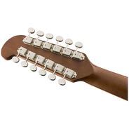 Fender Villager 12-String Electro Acoustic Guitar - Jetty Black