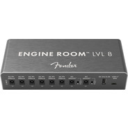 Fender Engine Room LVL8 8-Way Effects Pedal Power Supply
