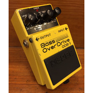 SECONDHAND Boss ODB3 Bass Overdrive Pedal