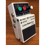 SECONDHAND Boss LS2 Line Selector Pedal
