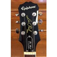SECONDHAND Epiphone Les Paul Standard Left Handed, Ebony